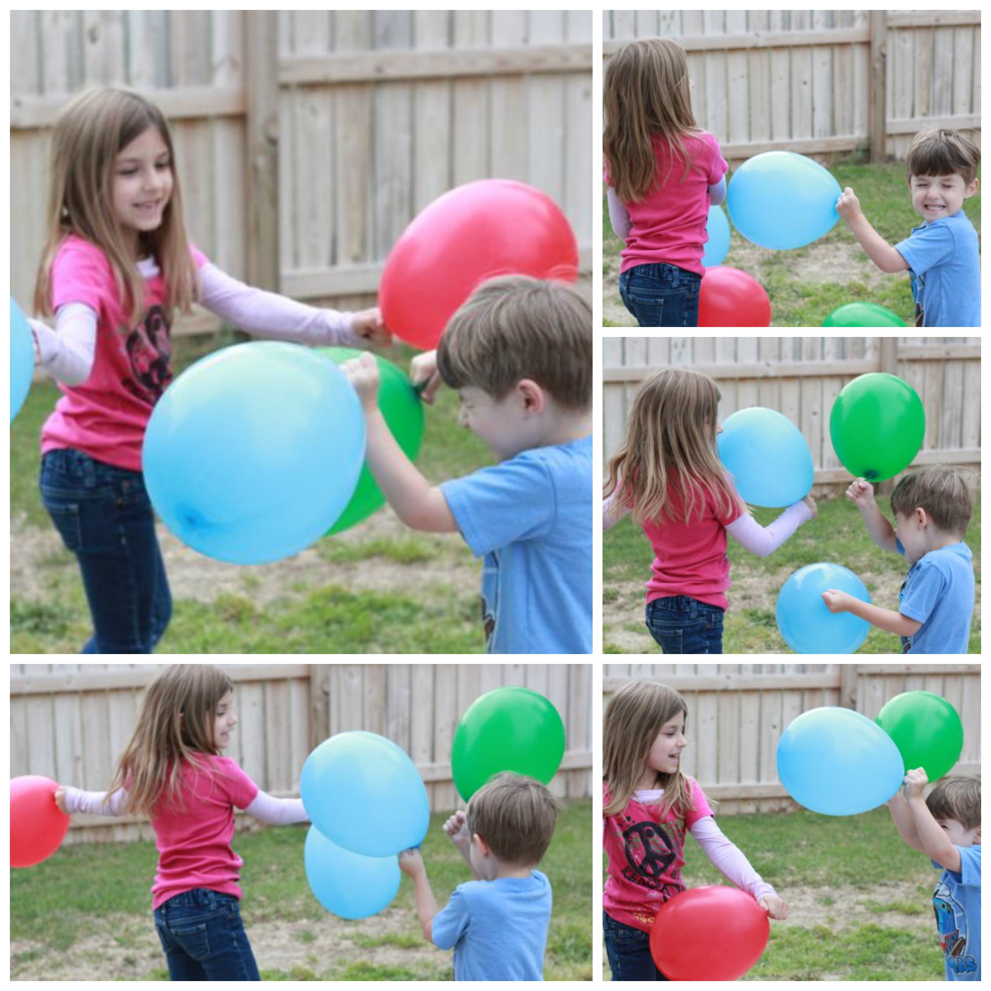 The Great Balloon Fight Of 2013