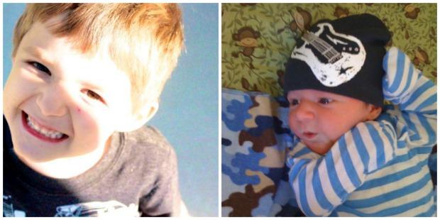 littleman bday Collage3